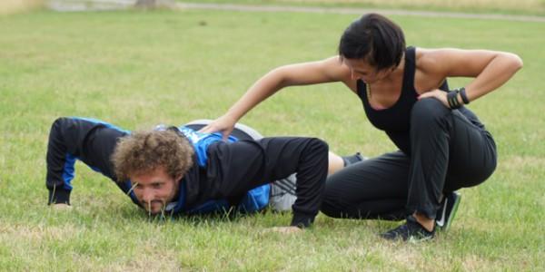 Personal Training & Fitnesskurse Darmstadt