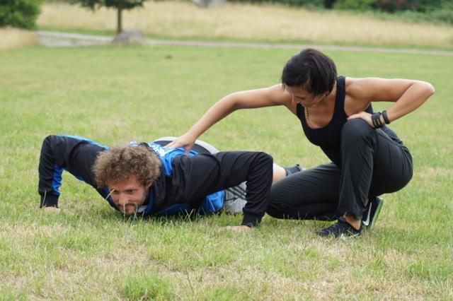 Personal Training & Fitnesskurse Darmstadt Bensheim